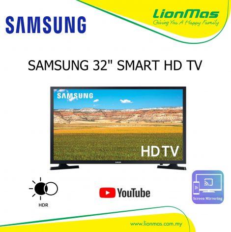 """SAMSUNG 32"""" FULL HD SMART TV UA32T4300"""