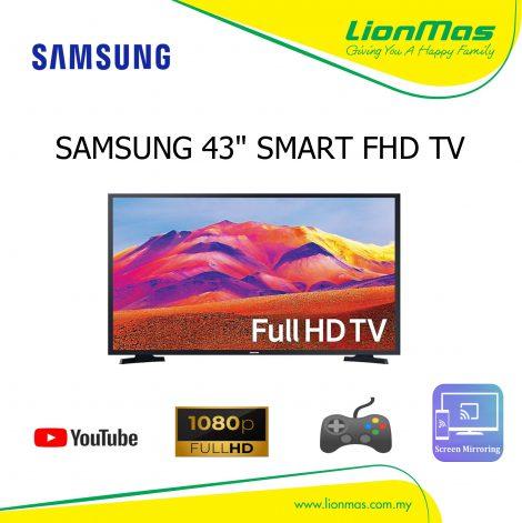 """SAMSUNG 43"""" 4K UHD SMART TV UA43TU7000"""