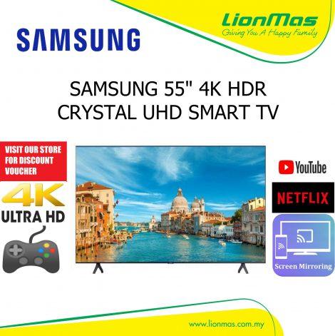 """SAMSUNG 55"""" 4K UHD SMART TV UA55TU7000"""