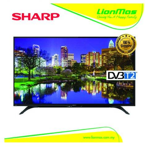 "SHARP 50"" BASIC FULL HD DIGITAL TV 2TC50AD1X"