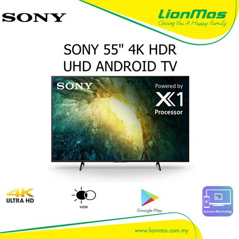SONY-KD55X75H COVER